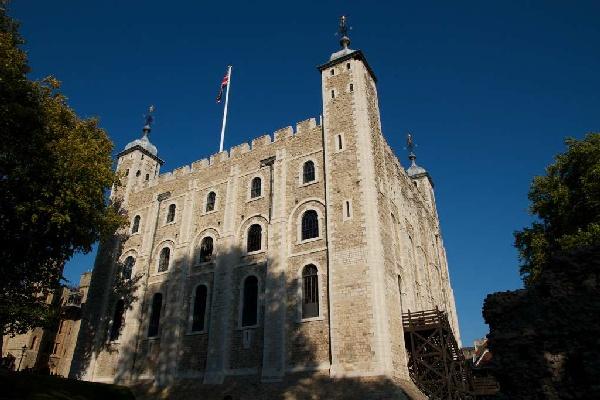 伦敦塔由御用侍从卫士管理