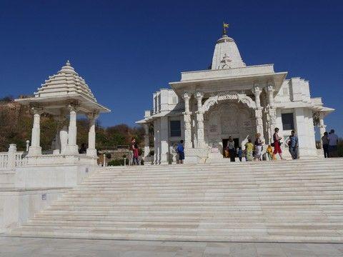 貝拉廟 Birla Mandir Temple