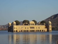 水之宮殿Jal Mahal