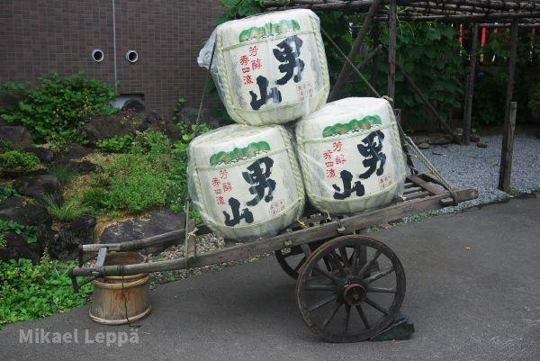 旭川男山造酒廠