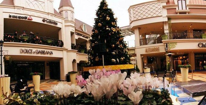 爵士之夢長島OUTLET購物廣場