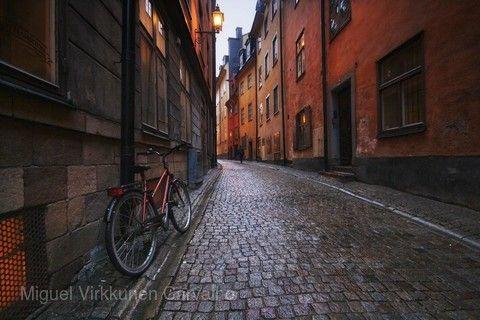 斯德哥爾摩舊城區