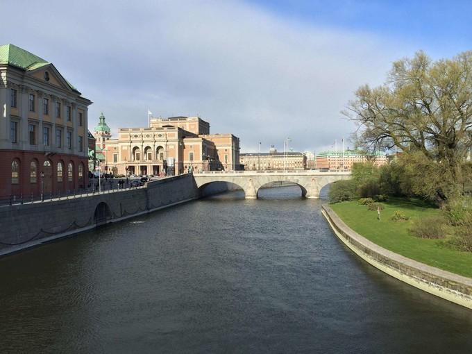 斯德哥爾摩運河