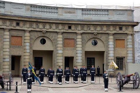 斯德哥爾摩皇宮