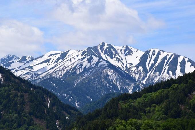 立山黑部阿爾卑斯路線