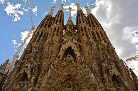 【西班牙、葡萄牙】聖家堂&米拉之家~海之角洛卡岬12日-馬德里進/巴塞隆納出
