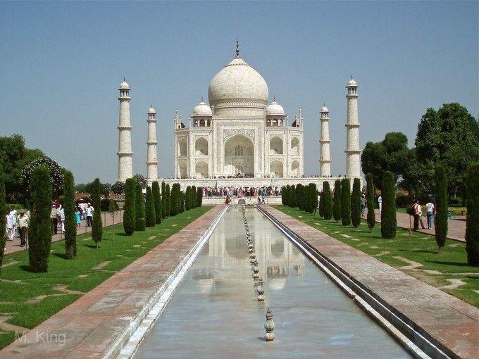 【賺很大】神奇印度金三角、泰姬陵、恆河遊船、鹿野苑、寶萊塢秀 8日
