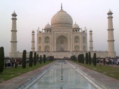 寒假預購折$3000》華航直飛印度~六晚五星、北印黃金三角、泰姬瑪哈陵、地下宮殿8天(含稅簽)
