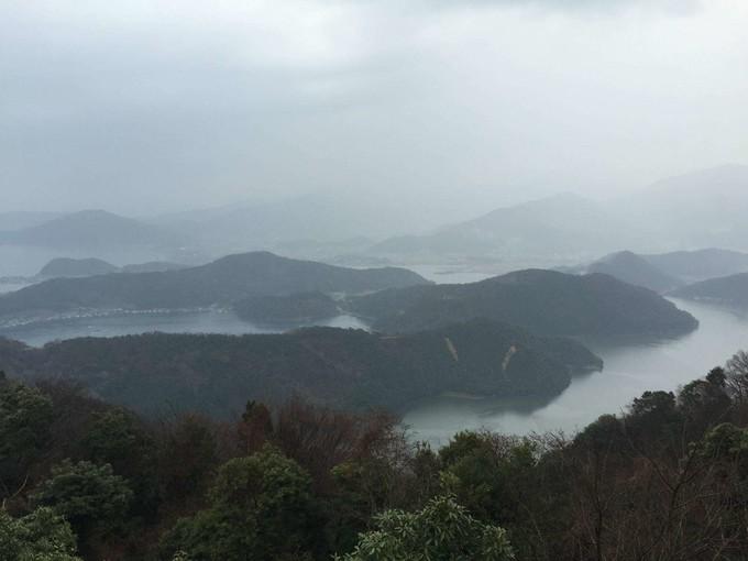梅丈岳山頂公園