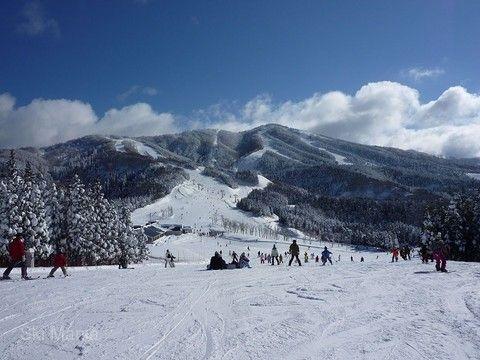 勝山滑雪場SKIJAM