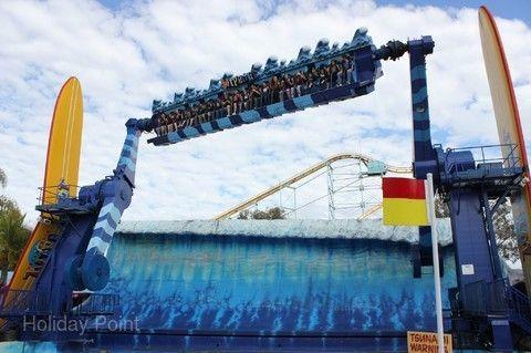 《陽光黃金海岸》夢幻世界與無尾熊抱抱‧SkyPoint登高‧酒莊品酒‧百萬遊艇7日
