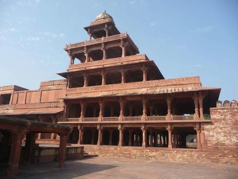 印度傳奇~印度金三角.泰姬瑪哈陵.貴族皇宮.瑜珈體驗8天