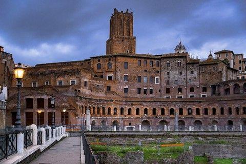 古羅馬廢墟