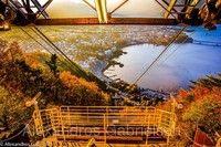 河口湖天上山公園