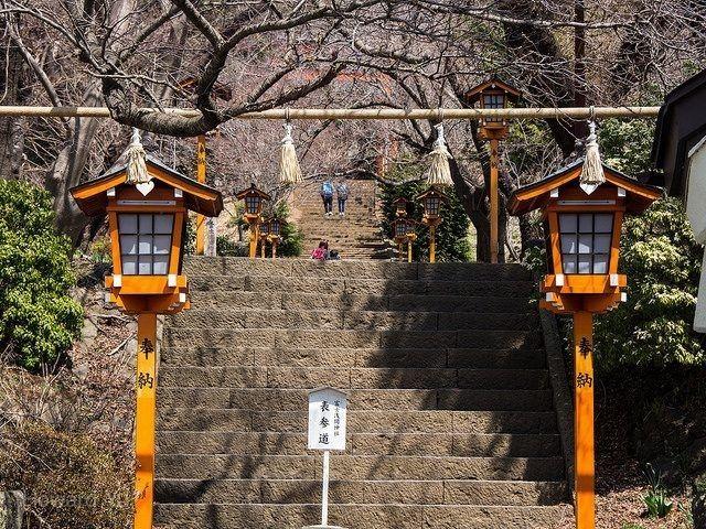 河口淺間神社