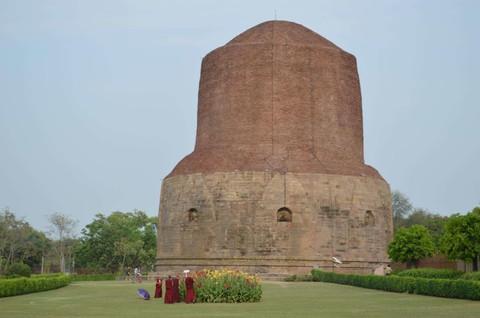 Dhammek Stupa