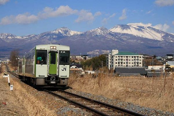 小海線(八岳高原線)鐵道觀光列車