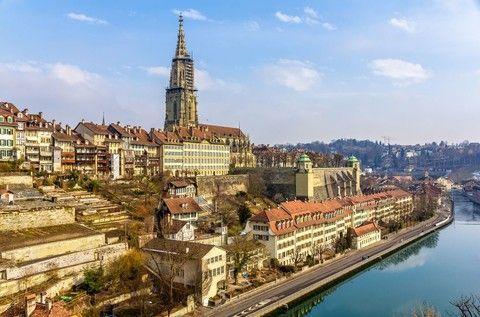魅力歐洲-魅力歐洲 - 德瑞法10日 - 萊茵三遊船、全覽鐵力士山