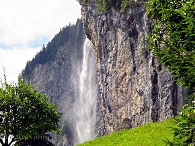 施陶河瀑布