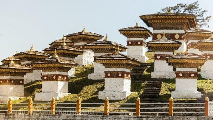 高雄出發》幸福重新探索:不丹自然、文化深度全覽9日(當地中文導遊、含小費)