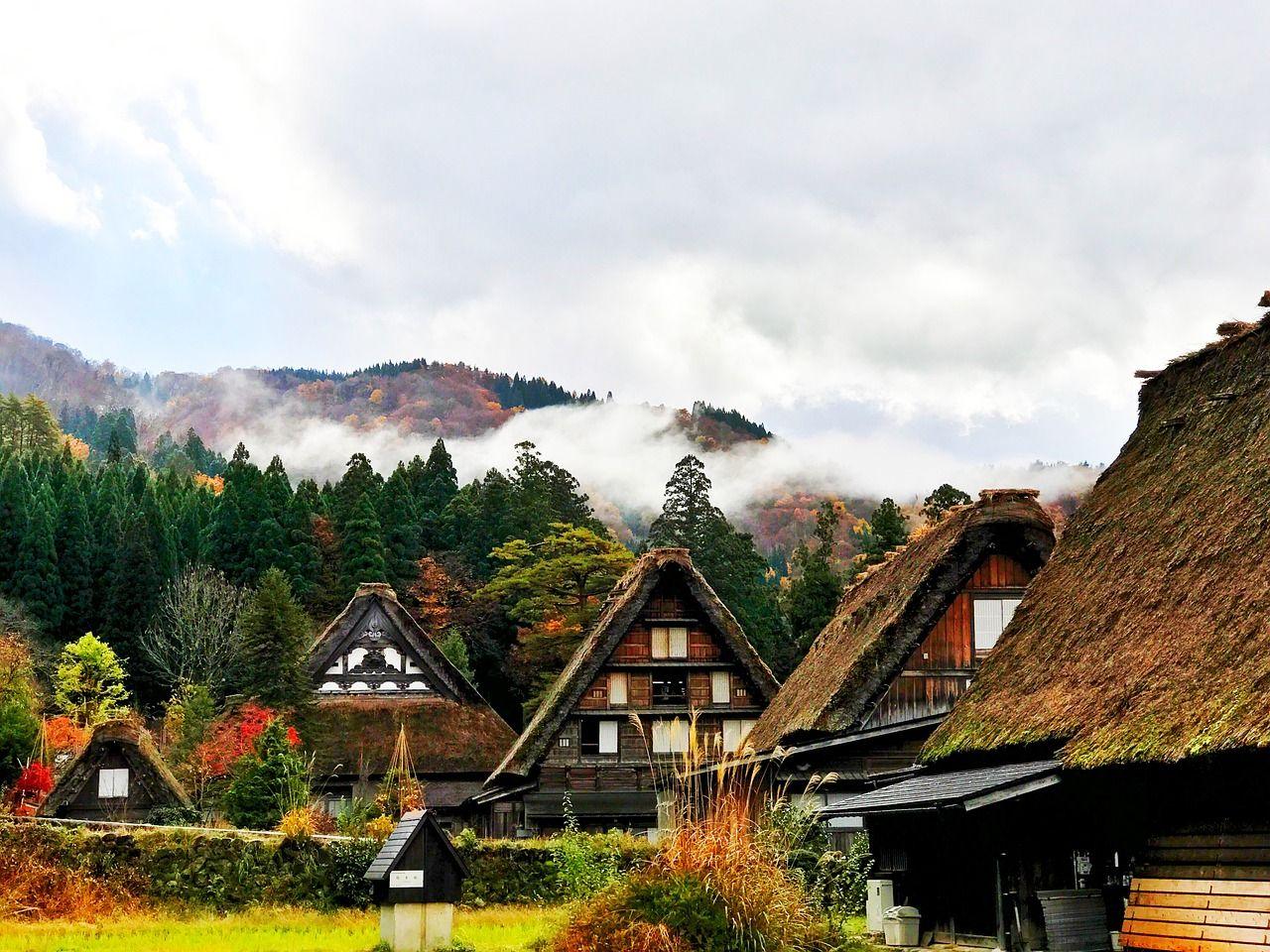 北陸立山紅葉、合掌屋兼六園楓情、名古屋魅力遊5日