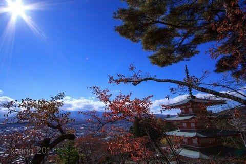 富士山本宮淺間大社