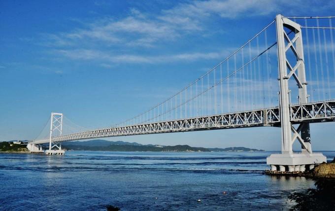 鳴門海峽大鳴門橋