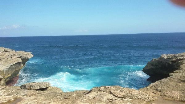 峇里熱翻天5日~夕陽金巴蘭、金銀島探險、暢遊藍夢島、精油按摩、兩人獨棟泳池別墅