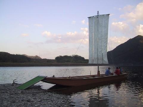 四萬十川遊船