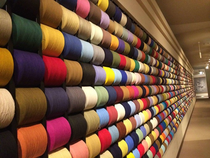 毛巾美術館