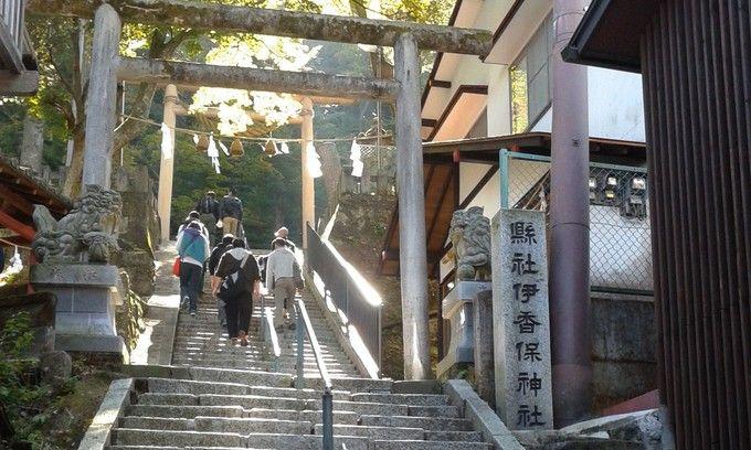 石階梯古街道