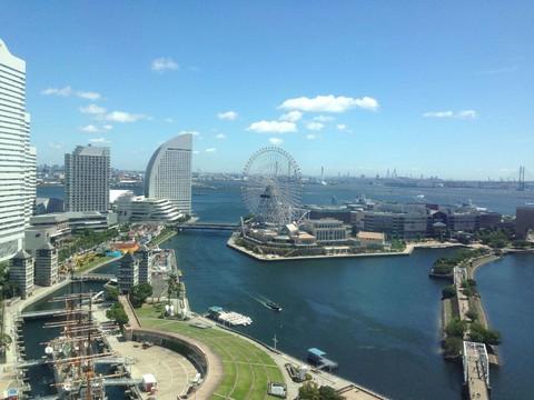 橫濱21世紀未來港