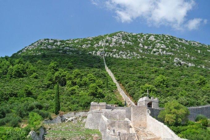 史東古城牆