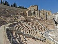 梅里達古羅馬劇場