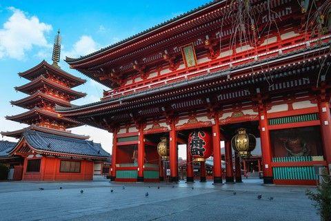《東京瘋樂園》雙迪士尼樂園、登上晴空塔、太陽城水族館、卡奇纜車、淺草觀音寺、五星購物5日【早去晚回】【五星版】