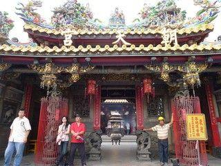 北港朝天宮(媽祖文化大樓)