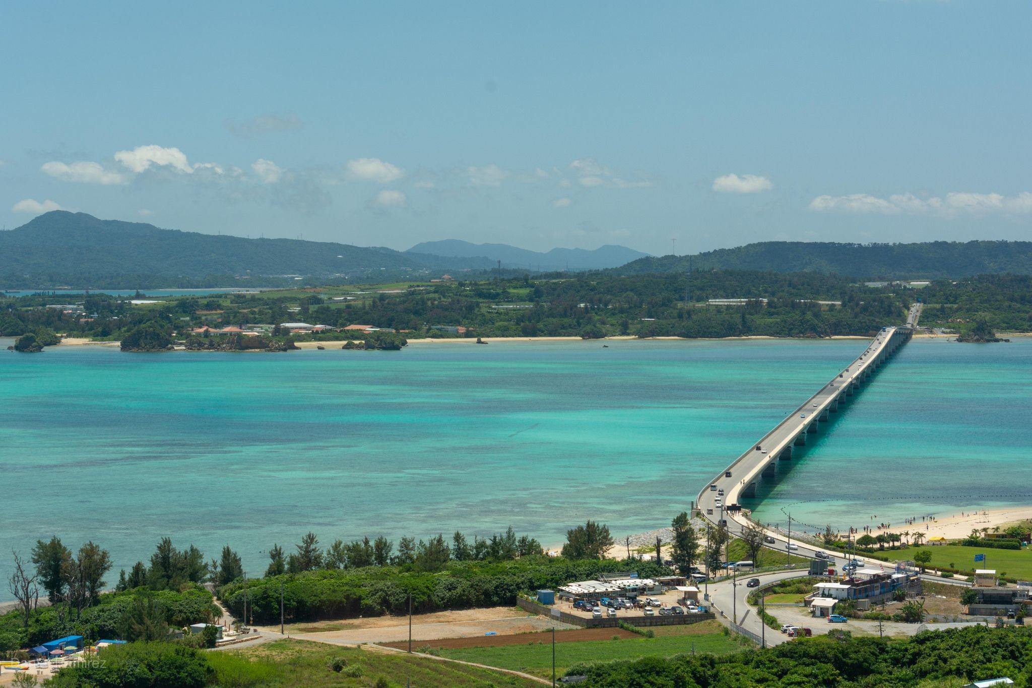 【琉球奇遇侏儸紀】恐龍森林樂園、海博館、古宇利、瀨長島、探險半潛艇五日
