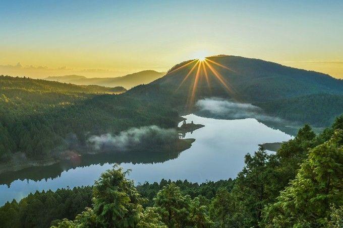 太平山之翠峰湖