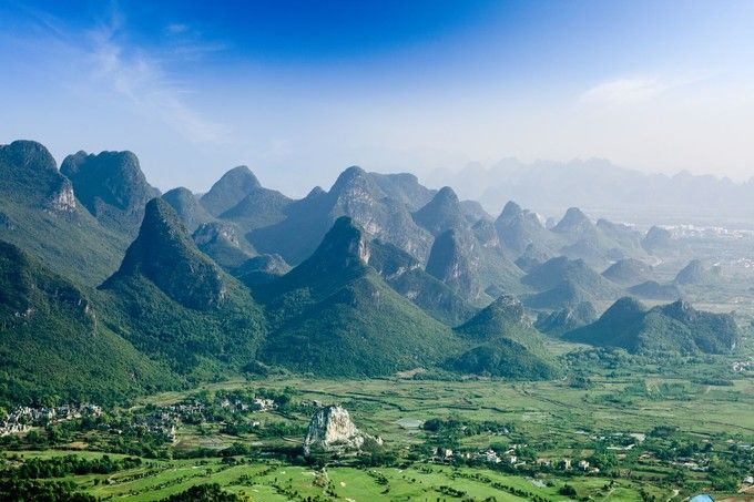 桂林堯山景區