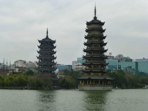 日月雙塔文化公園