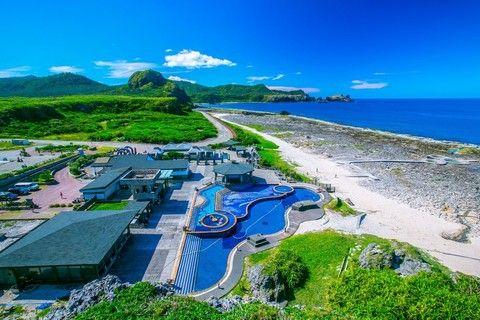 台東⇄綠島【二人成行】享綠島飯店(豪華版).綠島好有趣之旅《2》日