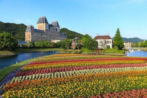 九州豪好玩 豪斯登堡+朝日啤酒 五日(虎航)