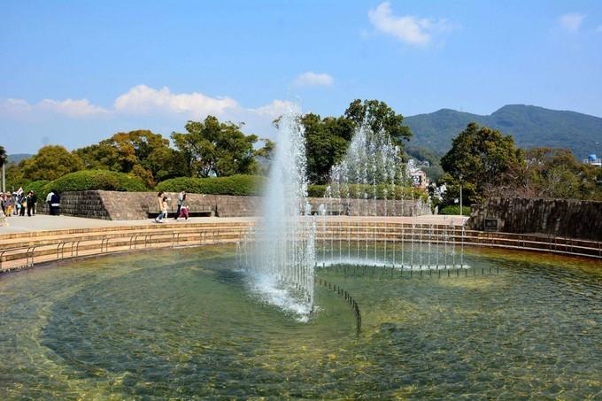 長崎和平公園