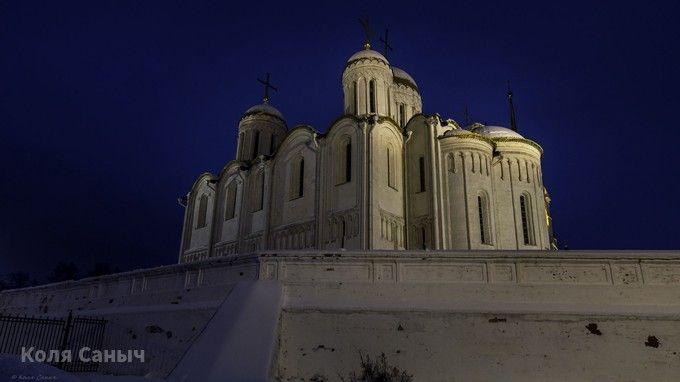 聖母昇天教堂(弗拉迪米爾)
