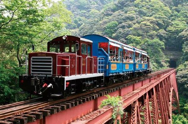 南阿蘇鐵道列車