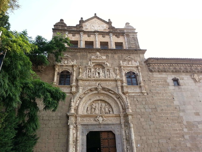 聖十字美術館Museo de Santa Cruz