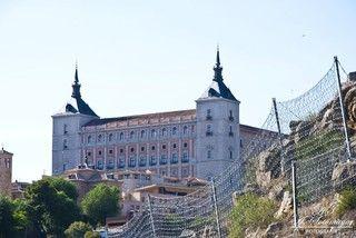 托雷多Alcazar城堡