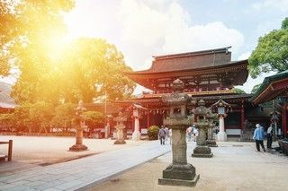 跟著網紅遊九州~糸島椰子樹盪鞦韆、打卡咖啡店、童話湯布院五日