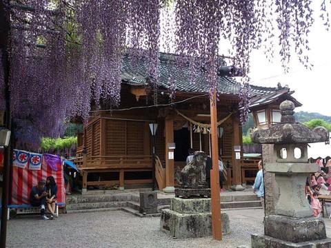 素盞鳴 (Susanoo) 神社