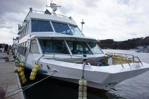 松島灣遊船